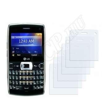 LG GW550 kijelzővédő fólia