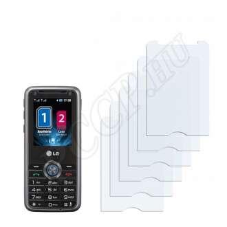 LG GX200 kijelzővédő fólia