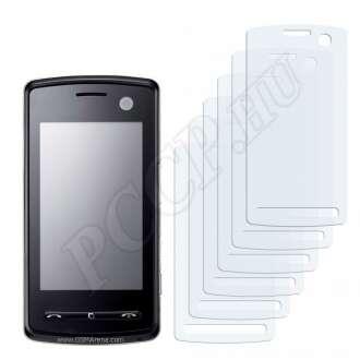 LG KB770 kijelzővédő fólia