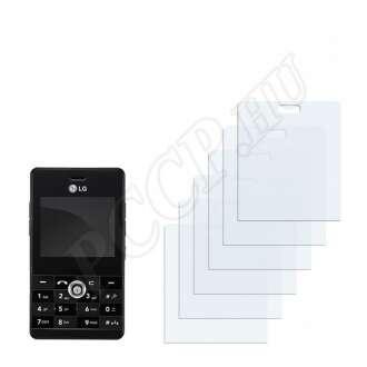 LG KE820 kijelzővédő fólia