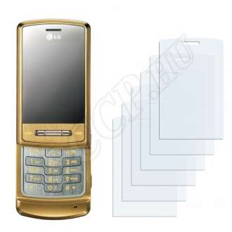 LG KE970 Shine kijelzővédő fólia