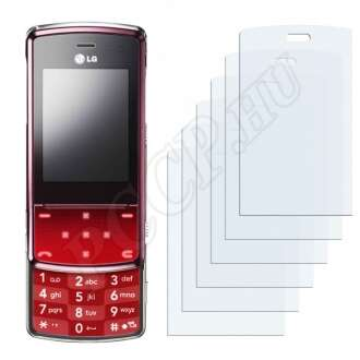 LG KF510 kijelzővédő fólia