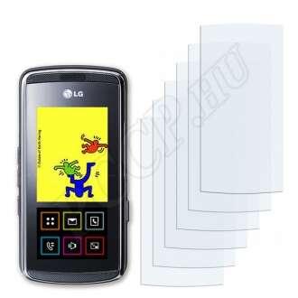 LG KF600 kijelzővédő fólia