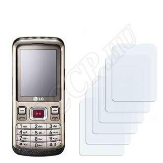 LG KM330 kijelzővédő fólia