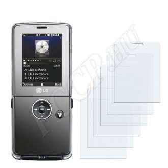 LG KM380 kijelzővédő fólia