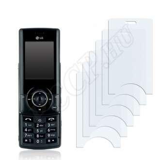 LG KM500 kijelzővédő fólia