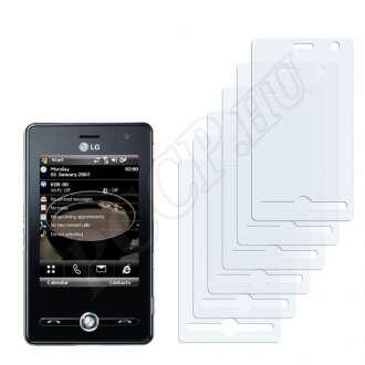 LG KS20 kijelzővédő fólia