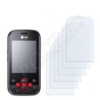 LG KS360 kijelzővédő fólia