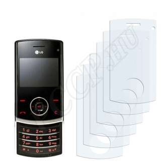 LG KU580 kijelzővédő fólia
