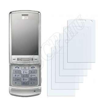 LG KU970 Shine kijelzővédő fólia