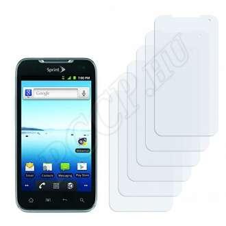 LG LS840 Viper 4G LT kijelzővédő fólia