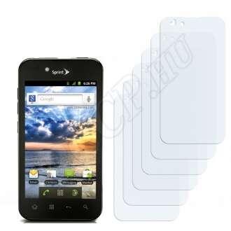 LG LS855 Marquee kijelzővédő fólia