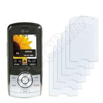 LG LX370 kijelzővédő fólia