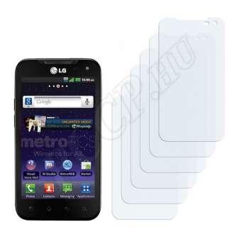LG MS840 Connect 4G kijelzővédő fólia