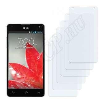 LG Optimus LS970 G kijelzővédő fólia