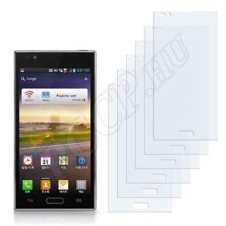 LG Optimus LTE2 kijelzővédő fólia