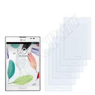 LG Optimus Vu 2 kijelzővédő fólia