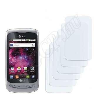 LG P506 Thrive kijelzővédő fólia