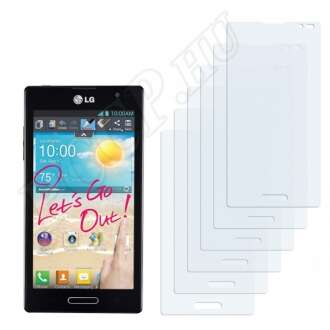 LG P900 Optimus L9 kijelzővédő fólia