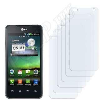 LG P990 Optimus Star kijelzővédő fólia