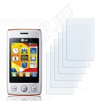 LG T300 Cookie Lite kijelzővédő fólia