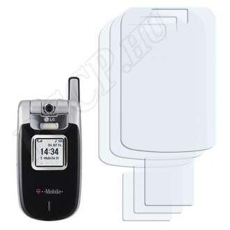 LG U8290 kijelzővédő fólia