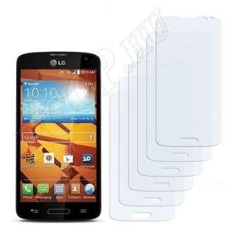 LG Volt LS740 kijelzővédő fólia
