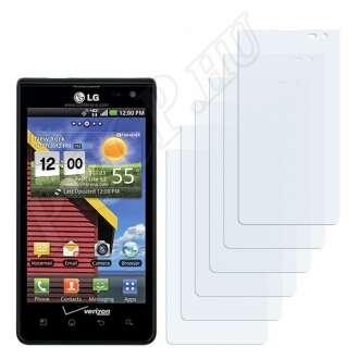 LG VS840 Lucid 4G kijelzővédő fólia