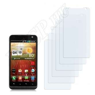 LG VS910 Revolution 4G kijelzővédő fólia