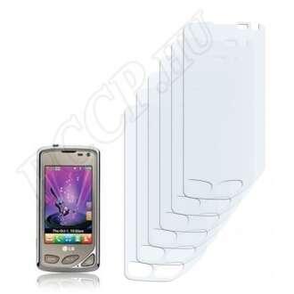 LG VX8575 Chocolate Touch kijelzővédő fólia