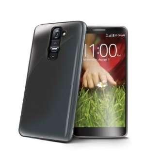 LG G2 átlátszó szilikon hátlap