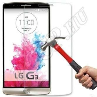 LG G4 üveg kijelzővédő fólia (1db)