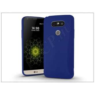 LG G5 kék szilikon hátlap