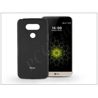 LG G5 fekete szilikon hátlap