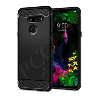 LG G8 fekete hátlap