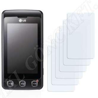 LG KP500 kijelzővédő fólia