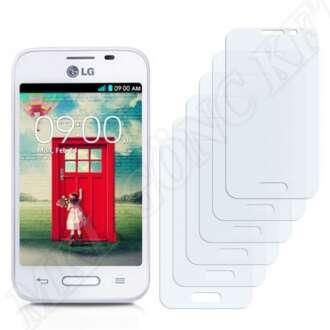 LG L40 (egy sim kártyás) kijelzővédő fólia