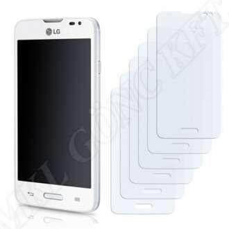 LG L65 (egy sim kártyás) kijelzővédő fólia