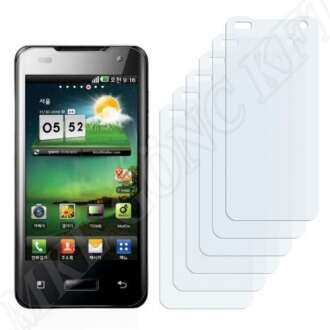 LG Optimus 2x P990 kijelzővédő fólia