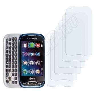 LG Optimus Extravert 2 kijelzővédő fólia
