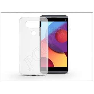LG Q8 szilikon átlátszó hátlap