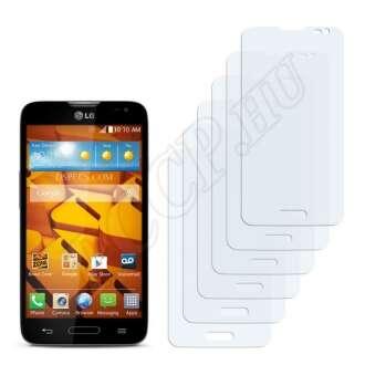 LG Realm LS620 kijelzővédő fólia