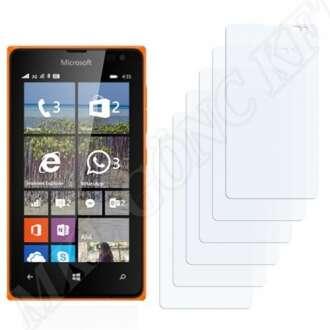 Microsoft Lumia 435 kijelzővédő fólia