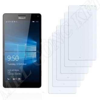 Microsoft Lumia 950 XL kijelzővédő fólia