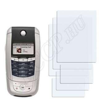 Motorola A780 kijelzővédő fólia