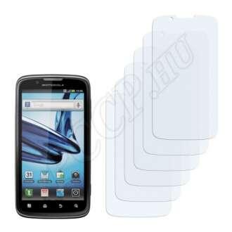 Motorola Atrix 2 4G kijelzővédő fólia