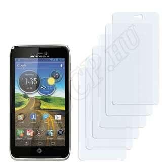 Motorola Atrix HD kijelzővédő fólia