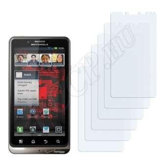 Motorola Bionic XT875 kijelzővédő fólia
