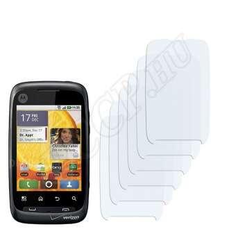 Motorola Citrus kijelzővédő fólia