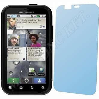 Motorola Defy MB525 kijelzővédő fólia